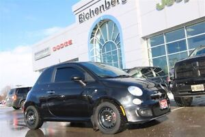 2012 Fiat 500 Sport *WINTER TIRES INCLUDED*