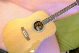 Acoustic guitar for sell!