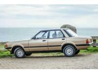 1982 Ford cortina mk5 .2.0 crusader