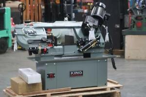 KING CANADA 7 X 12 Metal Cutting Bandsaws