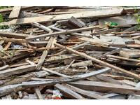 Looking for free scrap wood
