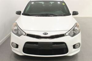 2014 Kia FORTE KOUP SX|Manual|Back-up Cam|Heated Leather Regina Regina Area image 5
