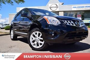 2013 Nissan Rogue SV *Rear view monitor,Heated seats,Sunroof*