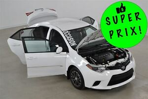 2014 Toyota Corolla CE Gr.Electrique+Air+Bluetooth+Mags Automati