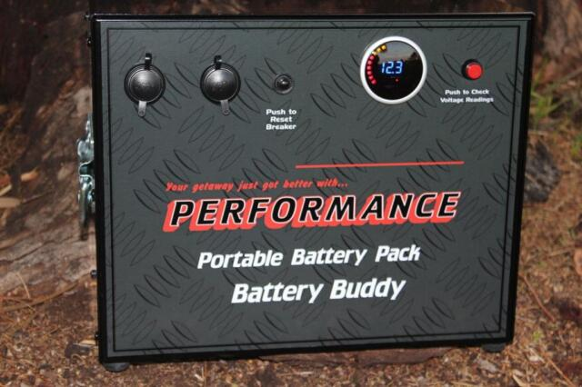 Dual Battery System Battery Box 12v Agm Portable Ark Engle