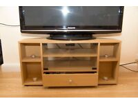 TV cabinet & TV table - £20