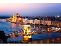 Bed & Breakfast Budapest City Break from £129pp - Saving 43%