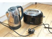 Beville Kettle and Toaster