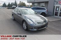 2012 Infiniti G37X AWD PWR/SUNROOF,LEATHER,HEATED FRONT SEATS,BA