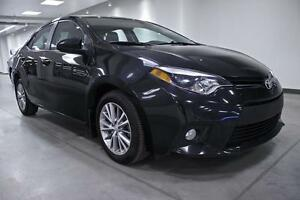 2014 Toyota Corolla LE UPGRADE, ROOF, ALLOYS, BACK UP CAM, NO AC