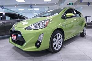 2016 Toyota Prius c Technology, TCI DEMO, LOW RATE, NAVI, ALLOYS