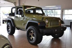 2013 Jeep Wrangler LIFTED!! LOW PAYMENTS!