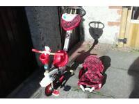 Trike kids £10