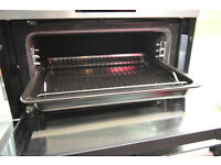 Doube oven - undercounter double oven - two months old -like new