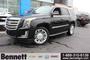 2015 Cadillac Escalade Platinum - Nav, Roof, Heated and Cooled S