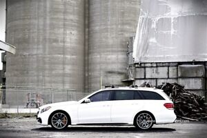 2014 Mercedes-Benz E-Class E63 AMG S Model Wagon