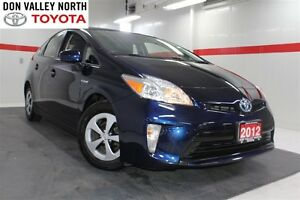 2012 Toyota Prius Base Sunroof Btooth BU Camera Cruise Alloys