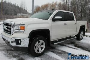 2015 GMC Sierra 1500 SLT/LOADED/HTD AC Seats/Nav/Bose Sound/4X4 Prince George British Columbia image 5