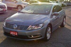 2013 Volkswagen CC Sportline/ACCIDENT FREE! MINT CONDITION!