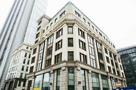 Office Space available in St Marys Axe, EC3A - Serviced space, ultra-prime location