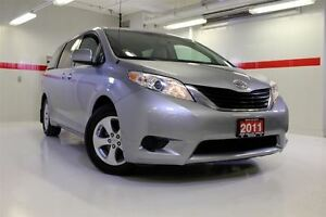 2011 Toyota Sienna LE BACKUP CAMERA ALLOY WHEELS