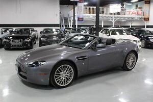 2009 Aston Martin V8 Vantage ROADSTER | NAVI