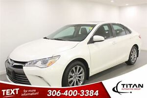 2015 Toyota Camry XLE|Auto|Heated Leather|Nav