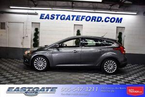 2012 Ford Focus Titanium AS IS
