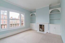 Three/four bed flat, Fulham, SW6
