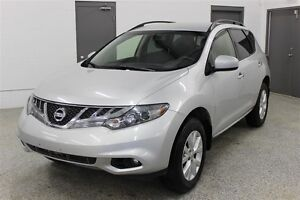 2013 Nissan Murano S - Accident Free, One owner, Sask Tax paid