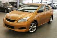 2009 Toyota Matrix 4D Hatchback FWD