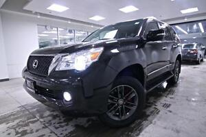 2013 Lexus GX 460 Executive, FSPORT, NAV, NO ACCIDENT, ONE OWNER
