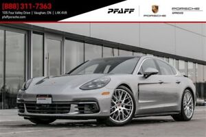 2018 Porsche Panamera 4S - LOW KMS, SUNROOF, NAVI, MORE!