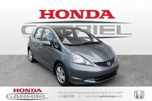 2012 Honda Fit LX MT