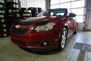 2013 Chevrolet Cruze LT Turbo, A/C, CUIR, BLUETOOTH