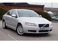 Volvo S80 2.4 D SE Geartronic 4dr