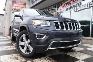 2016 Jeep Grand Cherokee Limited | Navigation | Backup Camera