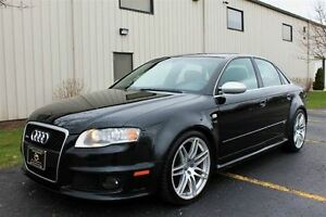2007 Audi RS 4 420 H.P MONSTER -- V8 -- 6 SPD -- NAVIGATION