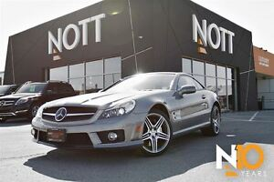 2009 Mercedes-Benz SL-Class AMG Roadster only 20,490 kms