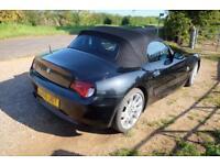 BMW Z4 2.5si 2006 £3500
