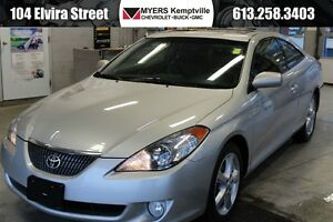 2006 Toyota Solara SLE V6 Leather