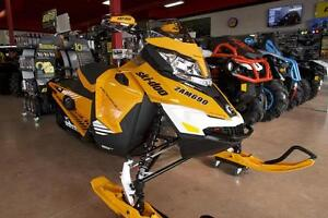2017 Ski-Doo Renegade® X® 1200 4-TEC - Orange Crush