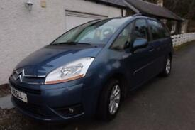 Citroen C4 Grand Picasso 1.6 HDI VTR+ 7 Seater