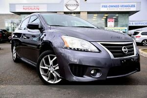 2014 Nissan Sentra 1.8 SR *NAVI|Bluetooh|Rear view monitor*