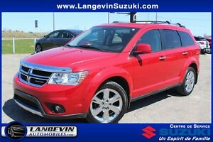 2012 Dodge Journey R/T/AWD/CUIR/V6