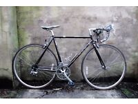 RALEIGH M-TRAX 200, 21.5inch small size, vintage racer racing road bike, 12 speed