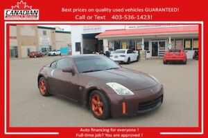 2006 Nissan 350Z fully inspected !$DROP NEW TIRES REDUCED