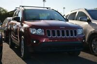 2011 Jeep Compass Sport/North A/C MAGS CUIR CRUISE GROUPE ÉLECTR