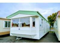 3 bed static caravan - free uk delivery