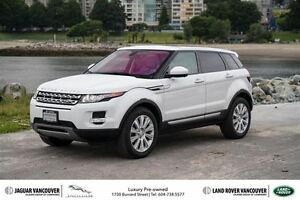 2014 Land Rover Range Rover Evoque Prestige